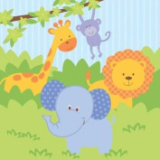 Forest Friends Luncheon Napkins - 665027