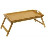 Home Basics BT01014 Bed Tray Bamboo,