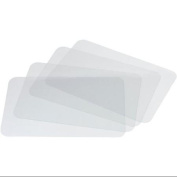 Miles Kimball Clear Plastic Placemats
