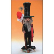 36cm Zims Heirloom Collectibles Chimney Sweep Christmas Nutcracker