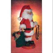 33cm Zims Heirloom Collectibles Santa Claus Christmas Nutcracker
