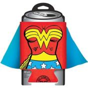 DC Comics Wonder Woman Blue Caped Can Cooler