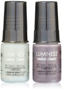 Luminess Air Eyeshadow Duos, Seashell, 0.50 Fluid Ounce