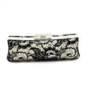 Kingluck Women's Lace Bowknot Evening Bags
