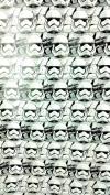 Star Wars Storm Trooper Gift Wrap 0.8m x 2.66 yd