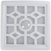 Light It! 30300-308 4-LED Soft Glow Sensor Light, White