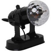 Battery-Operated Crystal Spot Light