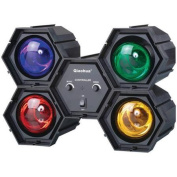 Cornet BHL-98-4A 4 Linkable Music-Responsive Bulb Light Pods and Controller