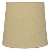 Home Concept Inc 14cm Linen Fabric Drum Lamp Shade