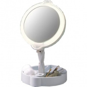 Floxite 9x/1x Home & Travel Mate with 360-Degree Lighting