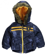 "U.S. Polo Assn. Baby Boys' ""Double Stripe"" Jacket"