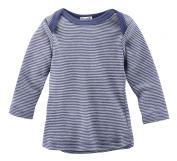 Baby Wool & Silk Long-Sleeved Undershirt
