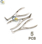 G.S 5 O.R GRADE VIENNA NASAL SPECULUM ENT INSTRUMENTS LARGE