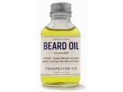 Prospector Co. Beard Oil 30ml Mini Flask -