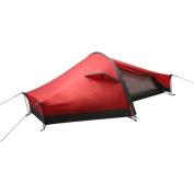 Ozark Trail Lightweight Back Packing 2.1m x 0.9m x 0.6m Tent with Extra Long Vestibule, Sleeps 1
