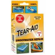 Tear-Aid Vinyl Underwater Kit, Orange, Type B