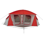 Ozark Trail 3m x 3m Dome ConnecTent with Canopy, Sleeps 8