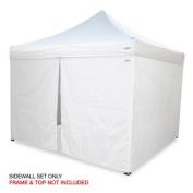 Caravan Canopy 3m x 3m Commercial Grade Sidewalls
