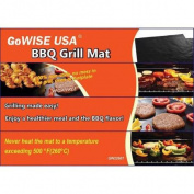 Ming's Mark GW22607 Reusable Non-Stick BBQ Grill Mat