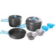 Stansport 4-Person Cook Set
