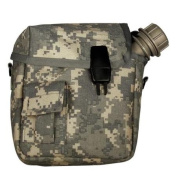 ACU Digital Camo MOLLE Canteen Cover for 1.9l Canteen
