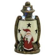 Classic Santa LED Lantern