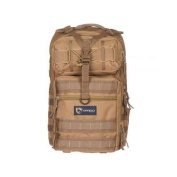 Drago 14308TN Atlus Sling Pack Backpack Tactical, 600D Polyester, 48cm x 28cm x 25cm , Tan