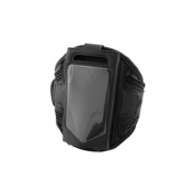 Mesh Detachable Closure Armband Holder for iPhone 4 4G