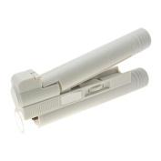 Pocket LED Illuminated 40X Microscope Magnifier White