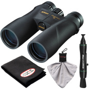 Nikon Prostaff 5 10x42 ATB Waterproof/Fogproof Binoculars with Case + Cleaning + Accessory Kit
