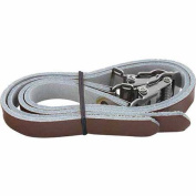 Vintage Brown Leather Straps for Toe Clips