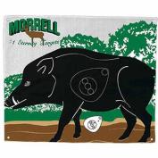 Morrell Targets Polypropylene Archery Target Face, Hog