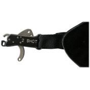 Carter 2 Shot Release Buckle Strap