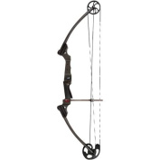Genesis Carbon Right-Handed Bow Kit, Black