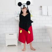 Disney Mickey Mouse Hooded Bath Wrap