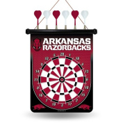 Rico NCAA Magnetic Dart Set, University of Arkansas Razorbacks