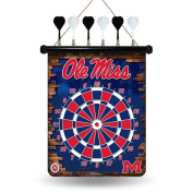 Rico NCAA Magnetic Dart Set, University of Mississippi Rebels, Ole Miss