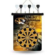 Rico NCAA Magnetic Dart Set, University of Missouri Tigers