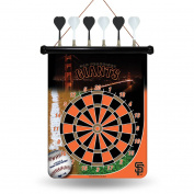 Rico MLB Magnetic Dart Set, San Francisco Giants