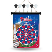 Rico MLB Magnetic Dart Set, Philadelphia Phillies