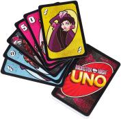 Mattel Games CJM75 - UNO Monster High Card Game