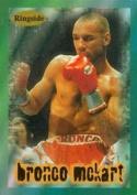 Autograph Warehouse 84434 Bronco Mckart Card Boxing 1996 Ringside No .33