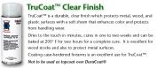 Lauer Custom Weaponry TC12 TruCoat Clear Finish 350ml aerosol