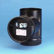 FIELD CONTROLS COMPANY 32110 13cm . Barometric Damper With Tee 24-ga