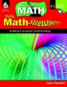Shell Education Guided Math Daily Math Stretches - Building Conceptual Understanding Grades K-2