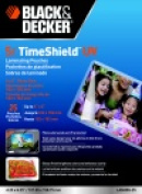 Black & Decker 10cm x 15cm . Professional Laminating Pouch For Use With Photo 5 Mil Thickness Pack - 25