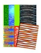Roylco Sealife Designs Paper - 22cm x 28cm . - Pack 40