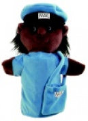 Get Ready Kids Postal Worker Hand Puppet