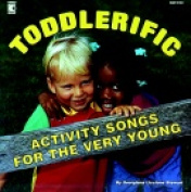 Kimbo Educational Toddlerific CD With Guide 1- .