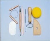 Jack Richeson Pottery Tool Set 8